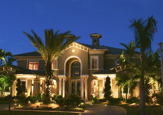 Las Vegas Landscaping Lighting Contractor